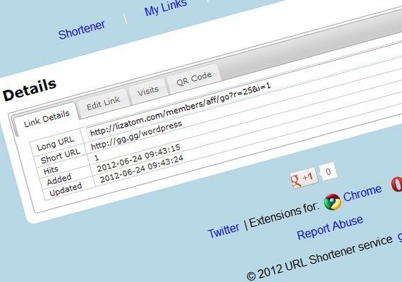 The New and Better URL Shortener Service in Here