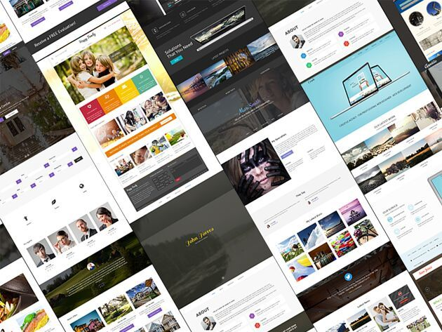 Ending: 98% OFF 60 Website Templates & WordPress Themes from FlashMint