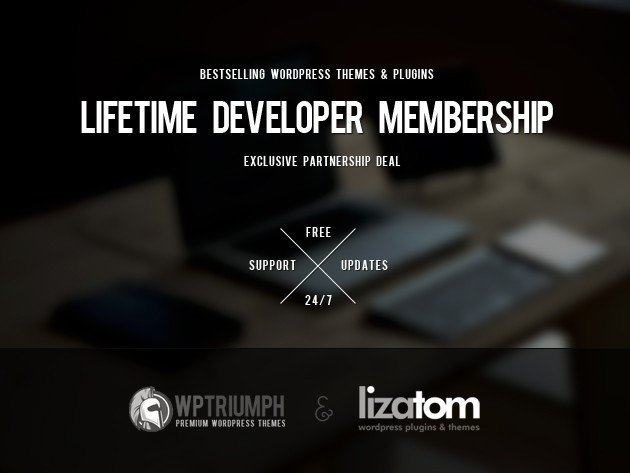 Best WordPress Deal Ever: Access to 2 Clubs w/ Lifetime Developer License