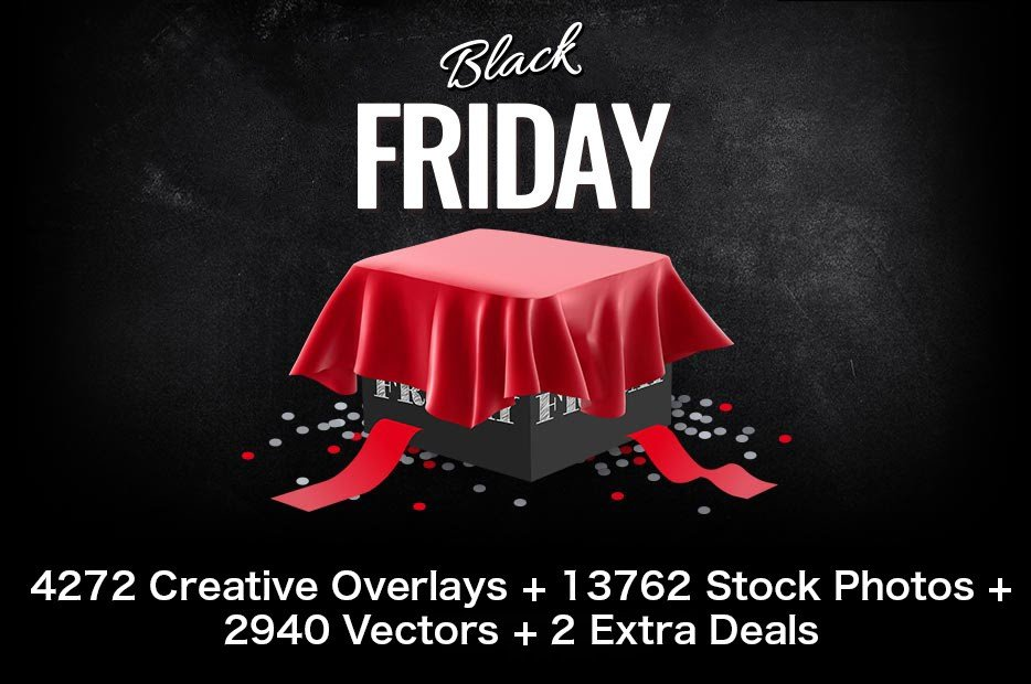 Black Friday Super Deal for Web Designers – 99% OFF!