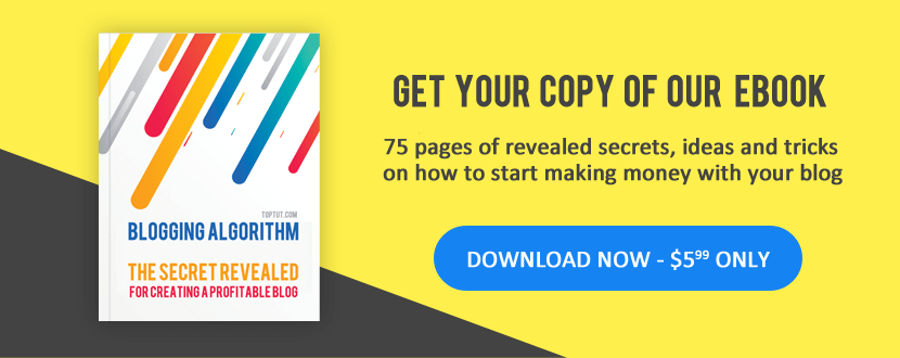 "Download Our eBook ""Blogging Algorithm"" FREE for 48 Hours!"