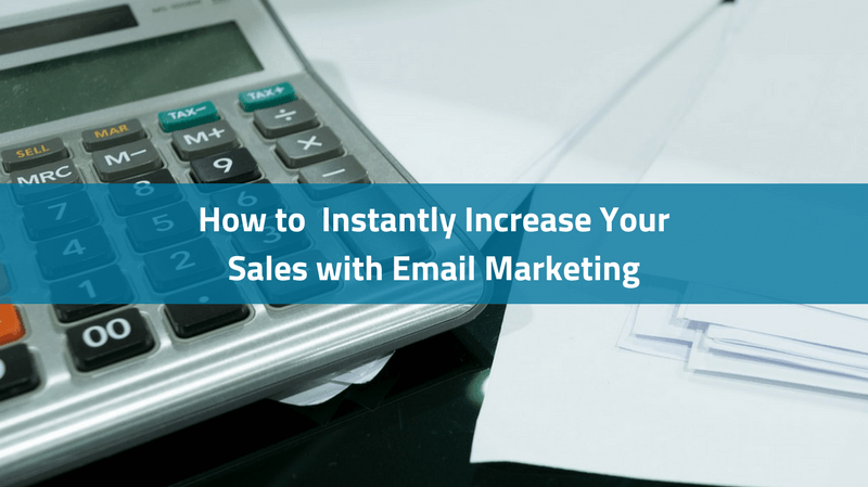 3 Ways to Drive Sales Through Email Marketing