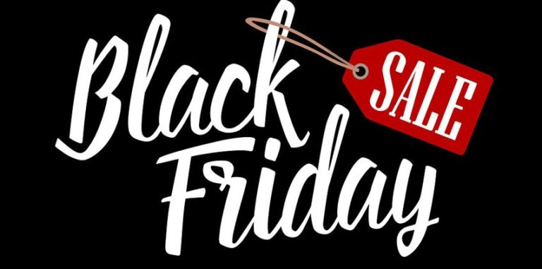 black friday sales 2019